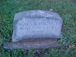 Agnes Beatrice Aggie <i>Moody</i> Hagarty