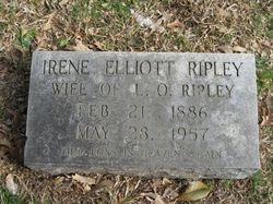 Irene Catherine <i>Elliott</i> Ripley