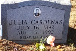 Julia Cardenas