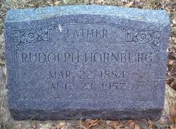 Rudolph Oscar Rudy Hornburg