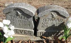 Howard Reeves