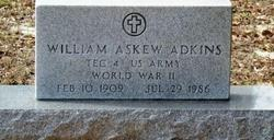 William Askew Adkins
