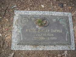 Madge <i>Marley</i> Brewer