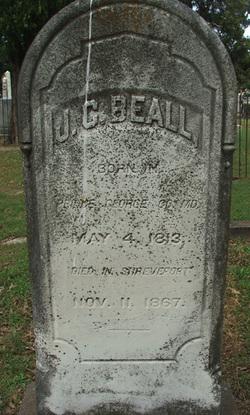 J C Beall