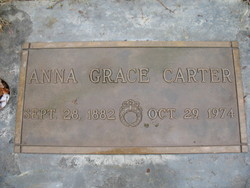 Anna Grace <i>Maus</i> Carter