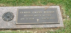Gladys Owens Beasley