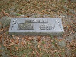 Annie E. Brown