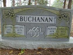 Albert Johnson Buchanan