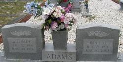 William C Adams