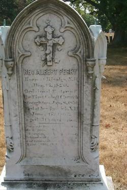 Rev Albert Perry