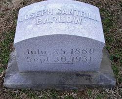 Joseph Cantrill Barlow