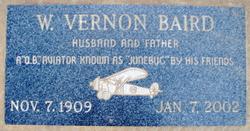 W Vernon Baird