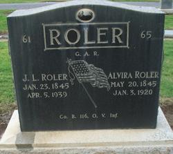 Rev Joseph L Roler