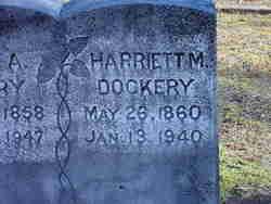 Harriet Marinda <i>Hampton</i> Dockery