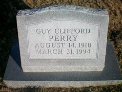 Guy Clifford Perry