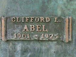 Clifford L Abel