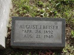 August J Beiser