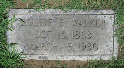 Louise E. Walker