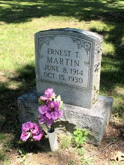 Ernest T. Martin