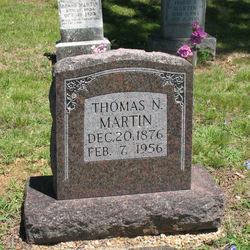 Thomas N. Tom Martin