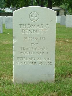 Thomas C. Bennett