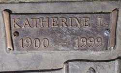 Katherine L. 'KATIE <i>Maier</i> Mount