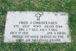 LTC Fred Joseph Christensen