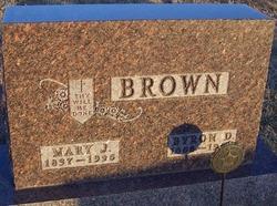 Byron DeForest Brown