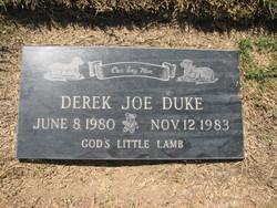 Derek Joe Duke