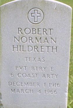 Robert Norman Hildreth