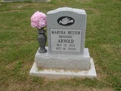 Martha Hester Pat <i>Breeding</i> Arnold