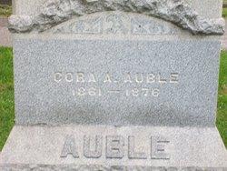 Cora A. Auble
