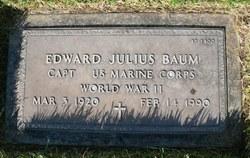 Edward Julius Baum