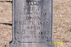 Mary Jane <i>Eason</i> Tuttle