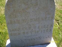 Mary Louisa <i>Heath</i> Burgess