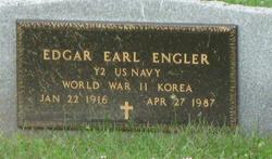 Edgar Earl Engler