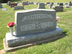 Mina Ellen <i>Mounts</i> Armstrong