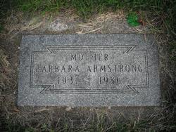 Barbara Lou <i>Peterson</i> Armstrong