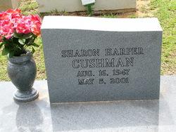 Sharon <i>Harper</i> Cushman