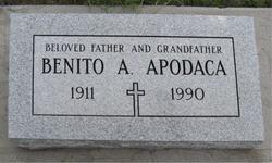 Benito A Apodaca