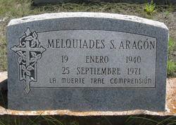 Melquiades S Aragon