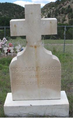 Maria Nicolasa <i>Foulenfont</i> Aragon