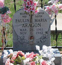 Pauline Maria Aragon