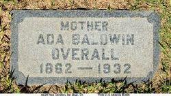 Ada Victorine Vic <i>Cole</i> Baldwin