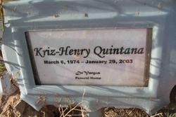 Kriz Henry Quintana