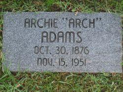 Arch Adams
