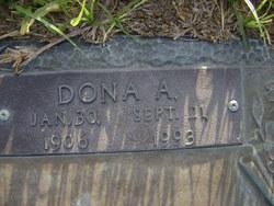 Dona Alma <i>Johnson</i> Gerland