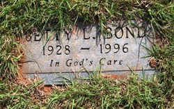 Betty L. Bond