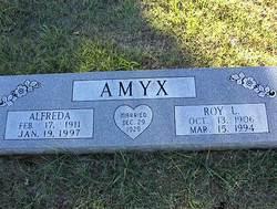 Alfreda Amyx
