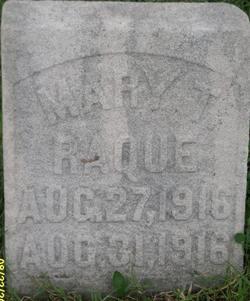 Mary Raque